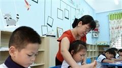 Mở 74 lớp tập huấn sách giáo khoa mới cho giáo viên lớp 1