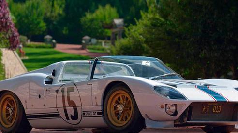 Ford GT mui trần khủng nhất, hiếm nhất thế giới được rao bán với giá 'chát' kỷ lục