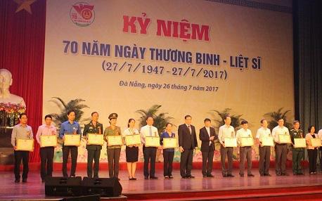 Đà Nẵng: Hỗ trợ xây mới, sửa chữa 854 nhà ở cho người có công với cách mạng