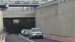 TP. HCM: Chính thức thông xe hầm chui hơn 500 tỷ đồng tại 'điểm đen' giao thông