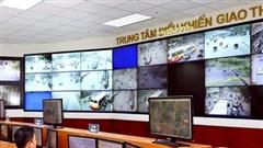 Dự kiến vận hành Trung tâm Điều hành giao thông Hà Nội trong tháng 11
