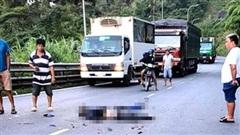Tông trực diện xe đầu kéo trên đèo Bảo Lộc, 1 người tử nạn