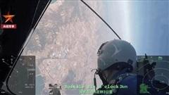 Trung Quốc bất ngờ công bố video cực hiếm về tiêm kích J-10