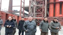 Chủ tịch Triều Tiên Kim Jong-un xuất hiện ít 'kỷ lục'