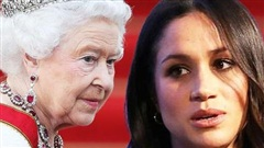 Đẳng cấp như Nữ hoàng Anh: 'Trị' cháu dâu Meghan Markle chỉ bằng một thái độ duy nhất, đủ khiến cô tức tối nhưng không làm gì được