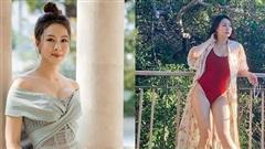 Nhan sắc và những điều ít biết về Hồng Diễm thời làm người mẫu