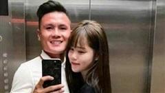 Huỳnh Anh vừa nũng nịu vừa 'kể tội' Quang Hải trên livestream: 'Càng ngày càng cục súc với em'