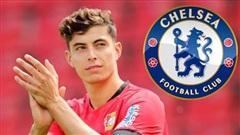 Chelsea nổ 'bom tấn' Kai Havertz 80 triệu bảng