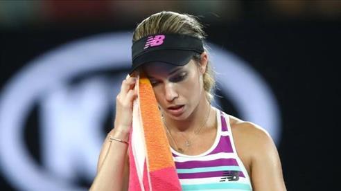 Lên tiếng chỉ trích Djokovic nhưng cuối cùng, nữ tay vợt hàng đầu nước Mỹ lại rơi vào thế 'việt vị' vì bị cấm thi đấu