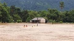 Sau mưa lớn, ngập sâu, Hà Giang tập trung hỗ trợ người dân, khắc phục hậu quả