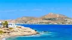 Ghé thăm 'thiên đường bí mật của Hy Lạp'  - hòn đảo tuyệt vời nhất châu Âu
