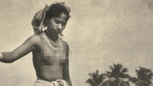 Loại thuế bắt phụ nữ Ấn Độ phải 'thả rông' và đóng tiền theo kích cỡ