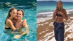 Bạn gái con trai David Beckham: Vừa tròn 18 tuổi, vẻ ngoài nóng bỏng cuốn hút