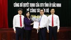 Bắc Ninh có tân Bí thư Thành ủy 36 tuổi