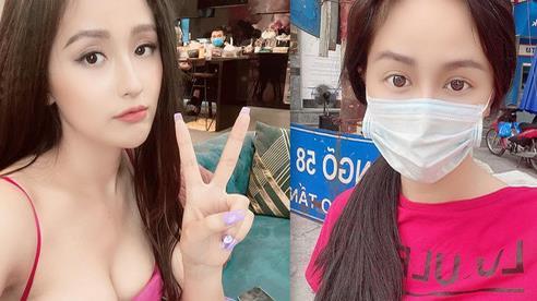 Hoa hậu Mai Phương Thúy lộ tóc bạc trắng ở tuổi 33