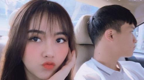 Bạn gái tuyển thủ U23 Việt Nam đăng ảnh thương tích đầy mình: 'Đi uống rượu về te tua tơi tả quá'