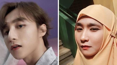 Cô bạn Indonesia gây sốt vì quá giống Sơn Tùng M-TP, lại còn học tiếng Việt để nghe nhạc sếp mới xịn