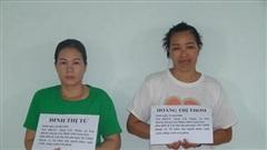 Chân dung 2 'nữ quái' vừa đưa 9 người Trung Quốc xuất nhập cảnh trái phép vào Việt Nam