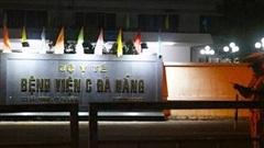 Cảnh Đà Nẵng chính thức phong tỏa 3 bệnh viện lớn từ 0 giờ ngày 28-7