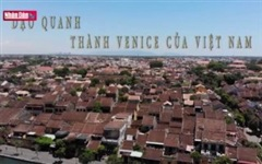 Dạo quanh thành Venice của Việt Nam