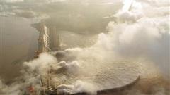 Mưa lớn tiếp tục trút xuống, đập Tam Hiệp đón đỉnh lũ thứ 3