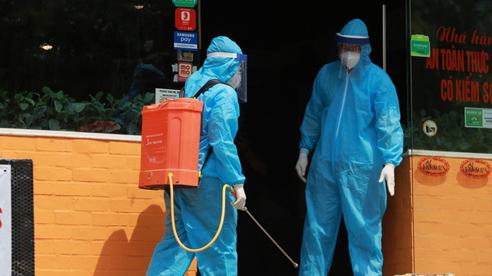 NÓNG: 27 ca lây nhiễm COVID-19 tại 7 địa phương
