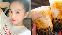 'Cô bé ăn hàng' Ngọc Trinh mê đủ món trên đời hoá ra lại không thích trà sữa trân châu, nhưng kem trà sữa thì nghiền