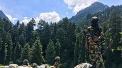Ấn Độ điều thêm 35.000 binh sĩ tới khu vực biên giới giáp Trung Quốc