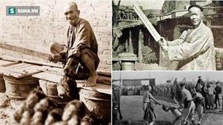Sở hữu đãi ngộ cao ngất ngưởng vào thời cổ đại, vì sao các đao phủ thời xưa thường 'ế vợ'?