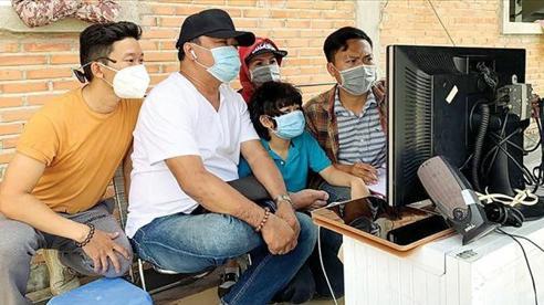 Hậu trường 'dở khóc dở cười' của đoàn phim Việt mùa dịch Covid-19