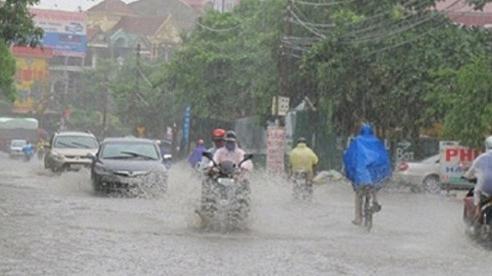 Dự báo thời tiết ngày 2/8: Mưa to đến rất to trên cả nước