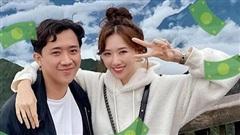 Trấn Thành kiếm tiền khủng nhưng chỉ được vợ bỏ ví 5 triệu/ngày, Hari Won lên tiếng nói rõ sự thật