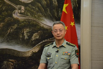 Quan hệ quốc phòng là một trụ cột quan trọng của quan hệ Việt Nam - Trung Quốc