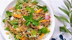 2 tuần ăn món salad này thay bữa tối, tôi giảm cả 3kg mà da lại mịn màng đỡ hẳn mụn