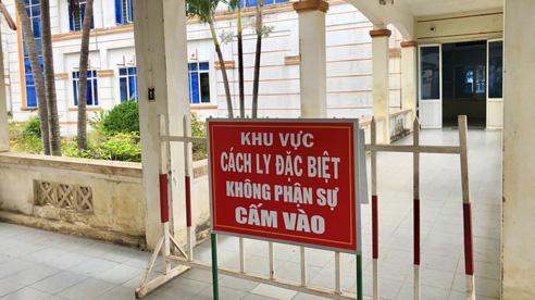 Bệnh nhân 621 ở Quảng Ngãi từng đi chợ, tiếp xúc với nhiều người