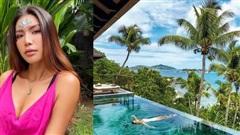 Xu hướng du lịch ở lại 'cả tháng trời' rộ lên trên toàn thế giới, Việt Nam có chị 'siêu mẫu Indo gốc Việt' Minh Tú đã trải nghiệm qua