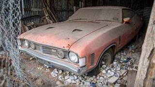 Ô tô bỏ hoang, 47 năm tuổi bỗng chốc bán được gần 7 tỷ