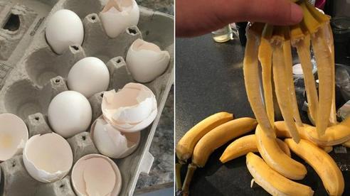 Tưởng là thứ phải bỏ đi, 7 phần thừa của các loại thực phẩm này có thể tái sử dụng như những món ăn thơm ngon