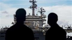 SCSPI: Mỹ đang chuẩn bị để hành động quân sự với Trung Quốc trên biển Đông
