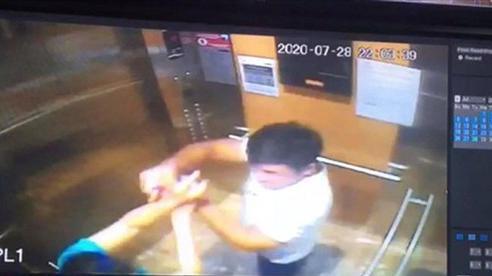 Công an thông tin vụ người đàn ông xịt cồn vào mặt phụ nữ vì bị nhắc nhở đeo khẩu trang trong thang máy chung cư Sài Gòn