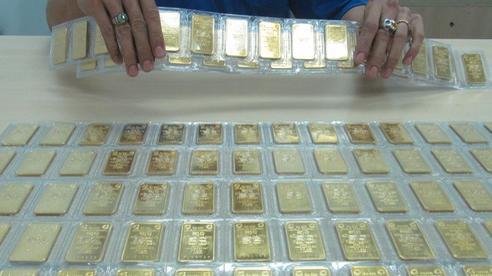 Lại tăng sốc, giá vàng SJC lập đỉnh mới