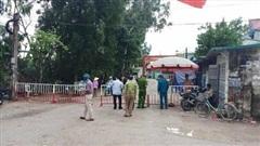 Thanh Hóa: Phong tỏa một khu phố khi phát hiện ca nghi nhiễm COVID-19
