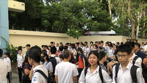 Hà Nội sẽ hoàn thành rà soát thí sinh thi tốt nghiệp THPT theo 4 nhóm nguy cơ lây nhiễm Covid-19 trước ngày 8-8