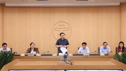 Hà Nội sẵn sàng chi viện cho Đà Nẵng, Quảng Nam trong phòng, chống dịch Covid -19
