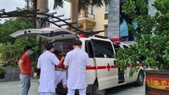 Đã có kết quả xét nghiệm tài xế chở vợ, con và bệnh nhân 751 mắc COVID-19 tại Hải Dương