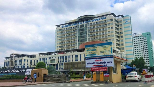 Không phong tỏa bệnh viện Đa khoa Đồng Nai nơi bác sĩ mắc COVID-19 làm việc