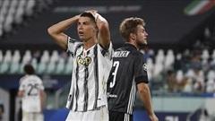 Lập siêu phẩm, phá kỷ lục, nhưng Ronaldo vẫn phải nhìn đội nhà 'bay' khỏi Champions League