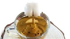 Thiết bị pha trà hình 'bãi mìn' dành cho những người muốn cuộc sống thêm phần tăm tối