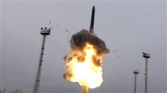 QĐ Nga tuyên bố đanh thép: Sẽ trả đũa hạt nhân với bất kỳ tên lửa tấn công nào của kẻ thù