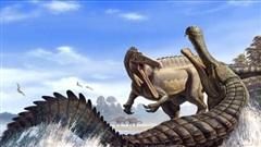 Cá sấu khổng lồ thời tiền sử sống ở Châu Phi có thể nuốt chửng khủng long